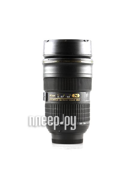 Кружка Fotololo F-010 Nikon 24-70mm  Pleer.ru  1050.000