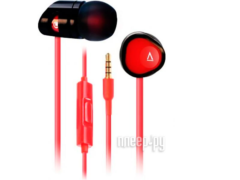Гарнитура Creative MA-200 Red-Black