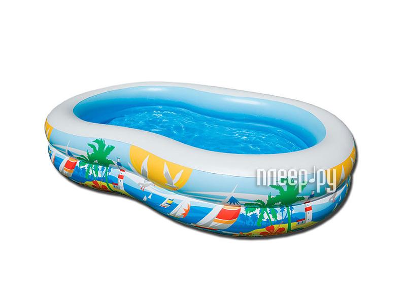Детский бассейн Intex 56490 Райская лагуна  Pleer.ru  675.000