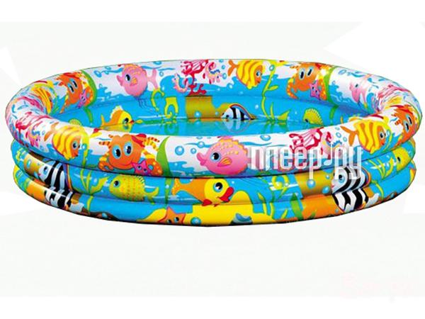 Детский бассейн Intex 59431 Рыбки  Pleer.ru  198.000