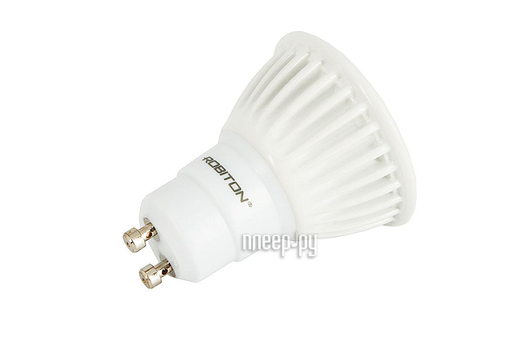 Лампочка Robiton LED PAR16-4W-2700K-GU10  Pleer.ru  133.000
