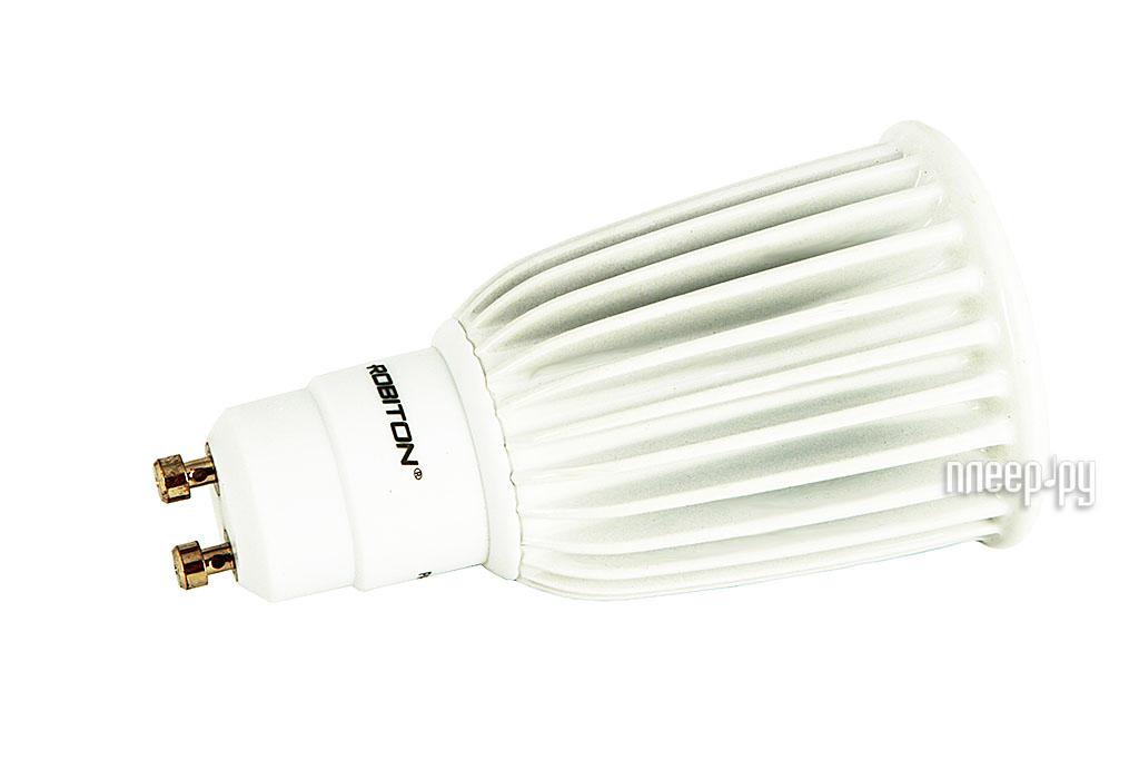 Лампочка Robiton LED PAR16-6W-2700K-GU10  Pleer.ru  178.000