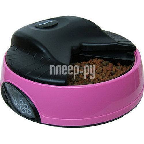 Автоматическая кормушка Feed-Ex PF1P Pink  Pleer.ru  2260.000