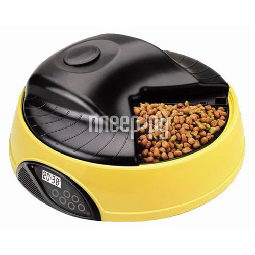 Автоматическая кормушка Feed-Ex PF1Y Yellow  Pleer.ru  2260.000