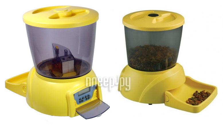 Автоматическая кормушка Feed-Ex PF3Y Yellow  Pleer.ru  2471.000