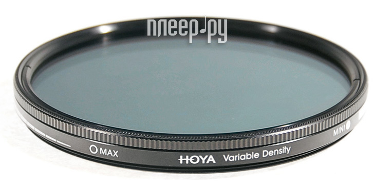 Светофильтр HOYA Variable Density 77mm 80470  Pleer.ru  6909.000
