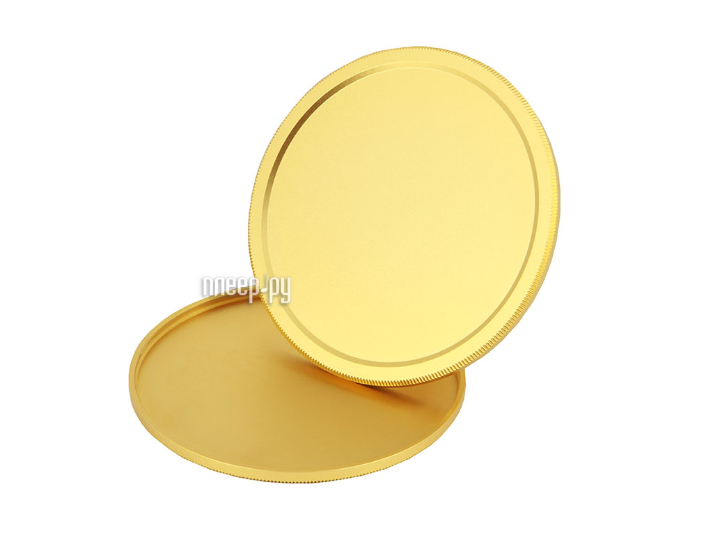 Чехол Flama 62mm Gold  Pleer.ru  654.000