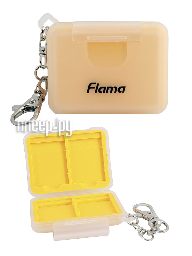 Футляр Flama SD Protect Case  Pleer.ru  208.000
