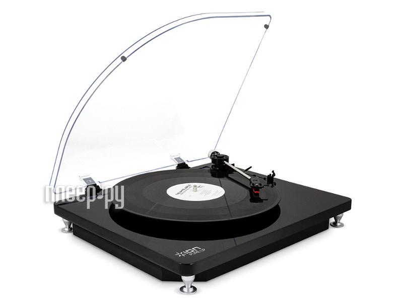 Конвертер ION Audio Pure LP Black  Pleer.ru  4399.000