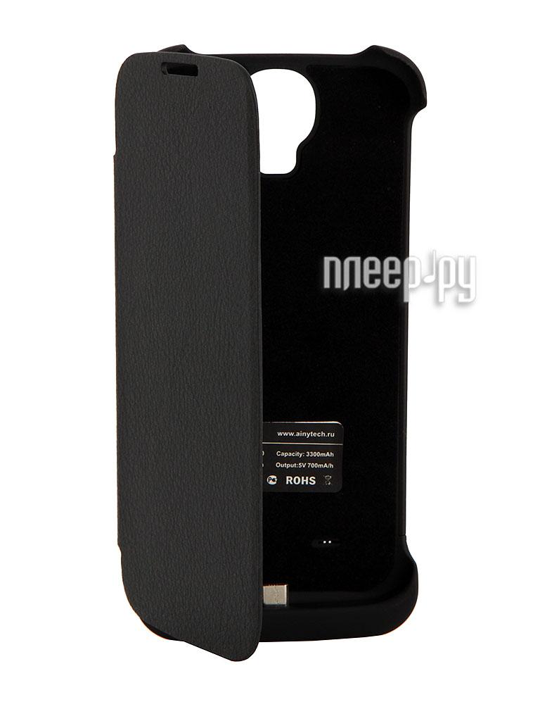 Аксессуар Чехол с аккумулятором Samsung i9500 Galaxy S4 Ainy  Pleer.ru  1649.000