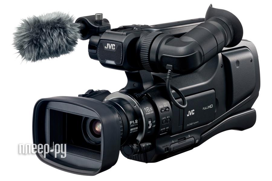 Видеокамера JVC GY-HM70  Pleer.ru  54848.000
