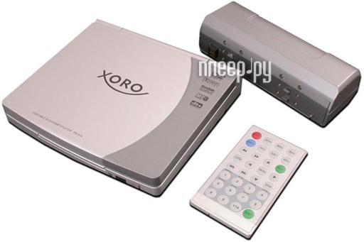 В домашних условиях Xoro HSD 706 можно успешно использовать в качестве обычного DVD-проигрывателя.