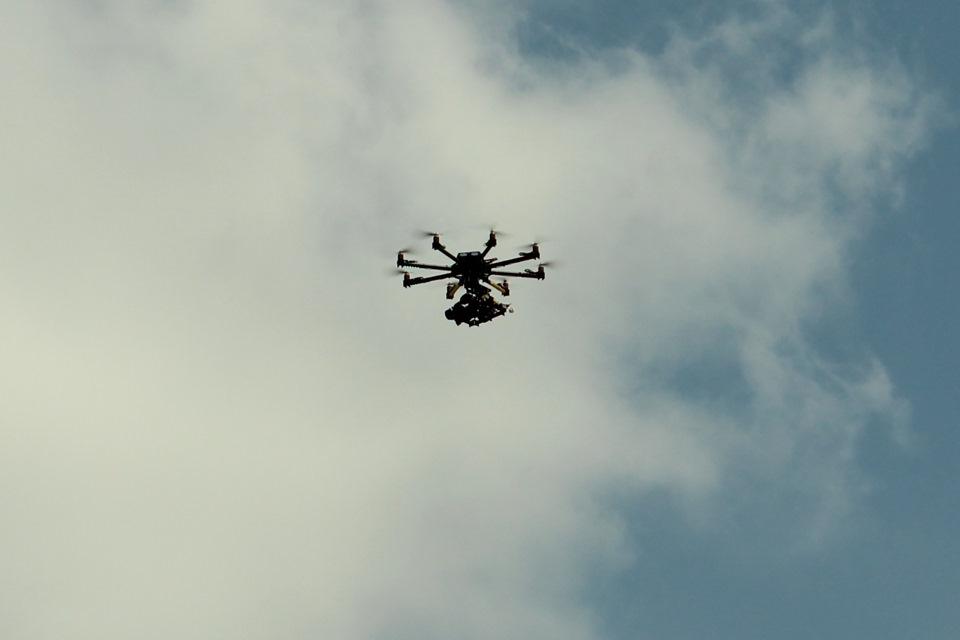 К поиску тела подростка в Кольском заливе подключили беспилотники
