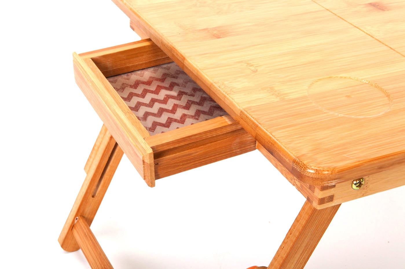 Постельный столик для ноутбука