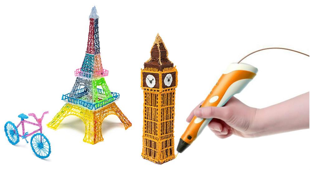 3D ручка Spider Pen SP/ Start Grey