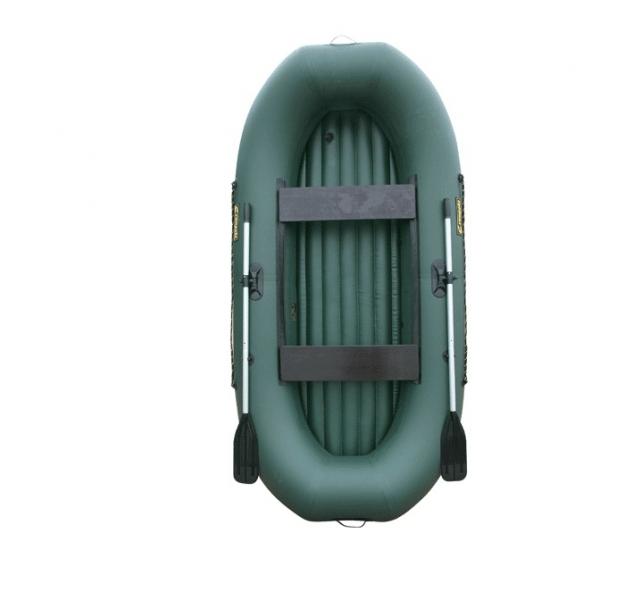 компактная надувная лодка пвх