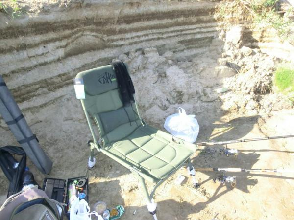 кресло карповое norfin salford nf отзывы
