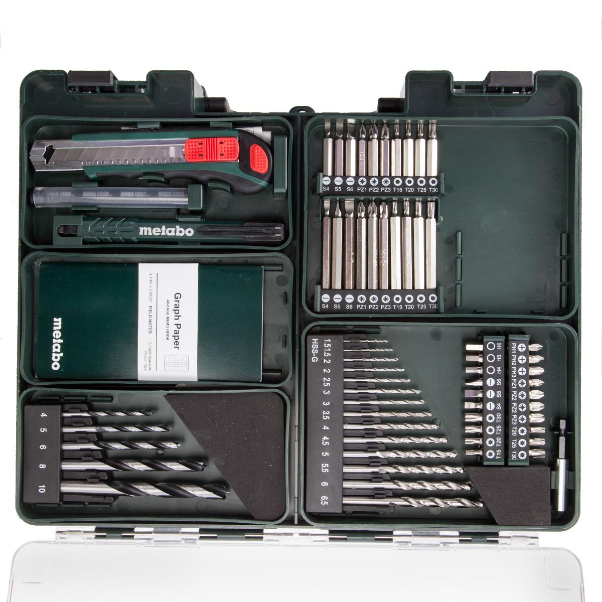 600157880 powermaxx bs quick pro с набором оснастки