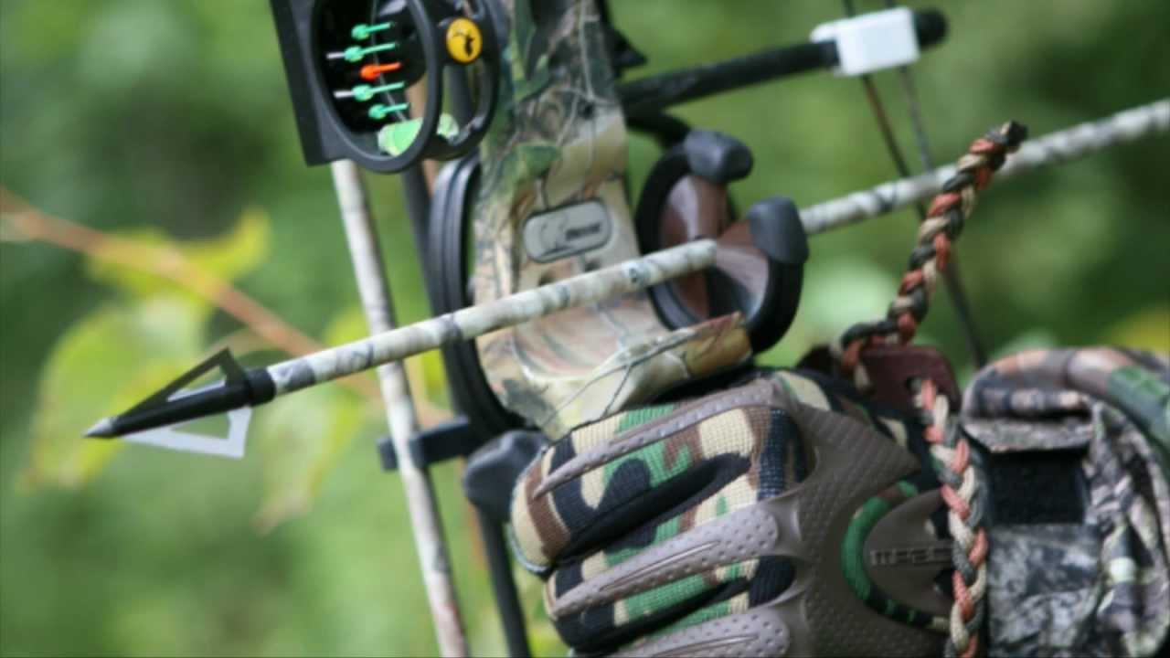 Блочный лук своими руками для охоты