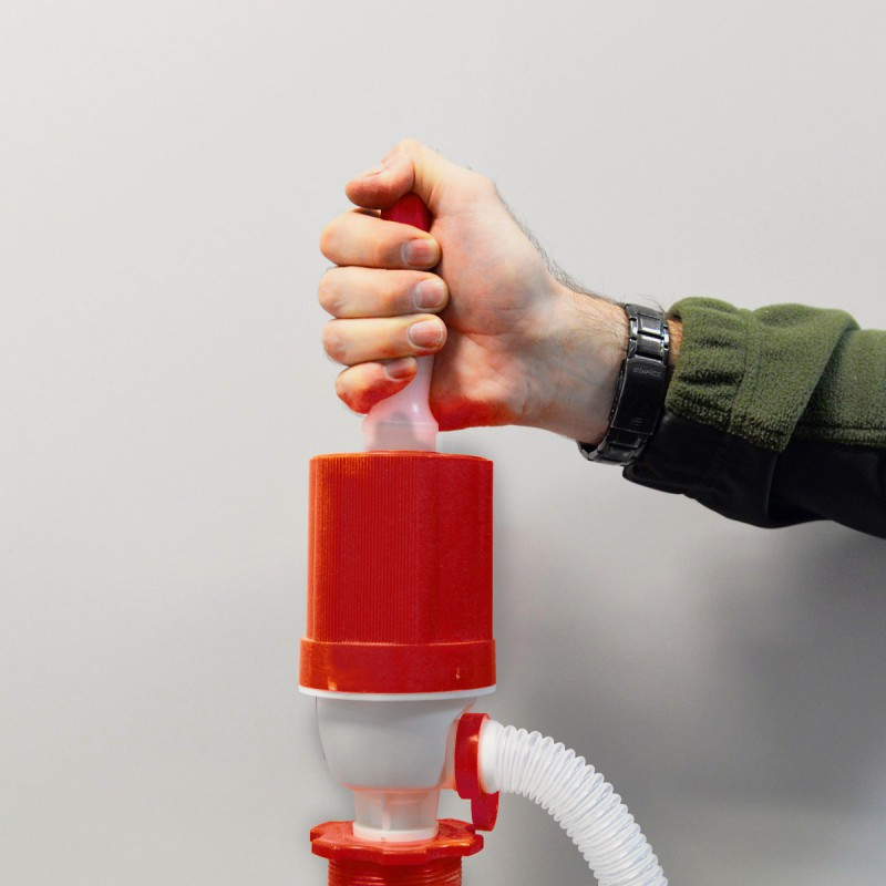 Помпа для перекачки жидкости
