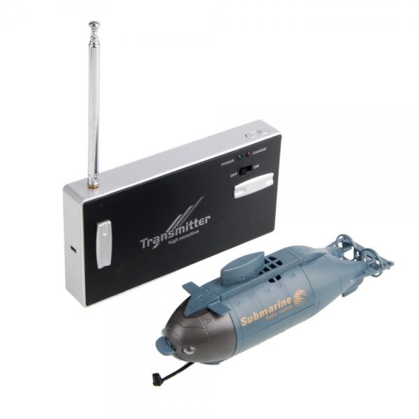 подводная лодка радиоуправляемая black submarine