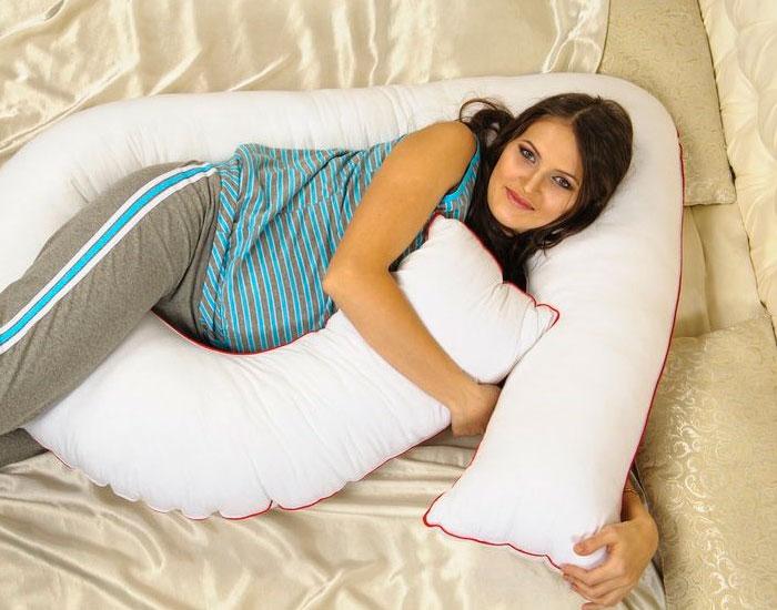 Чем наполняют подушки для беременных 82