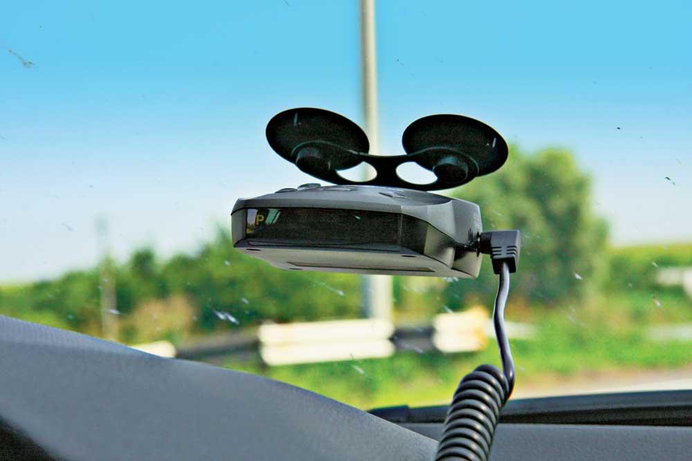 радар не ловит новые камеры