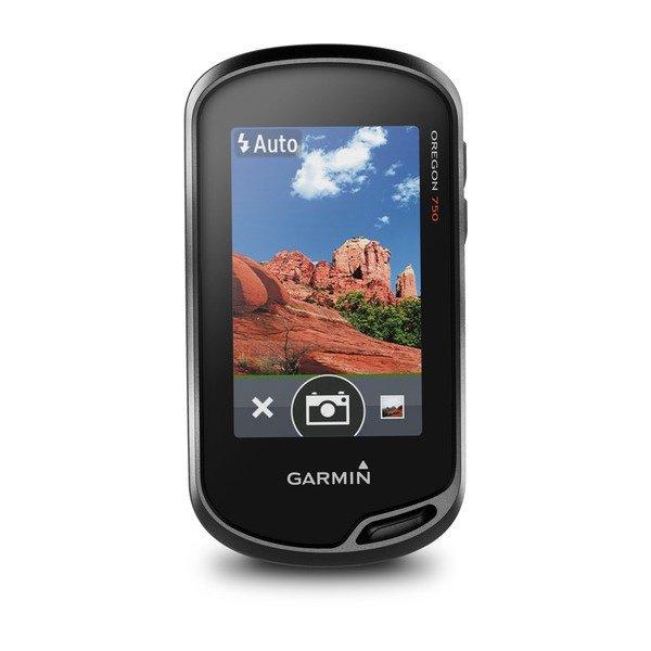 GPS-туристический Garmin Oregon 750t Topo Russia 010-01672-34 - фото 5