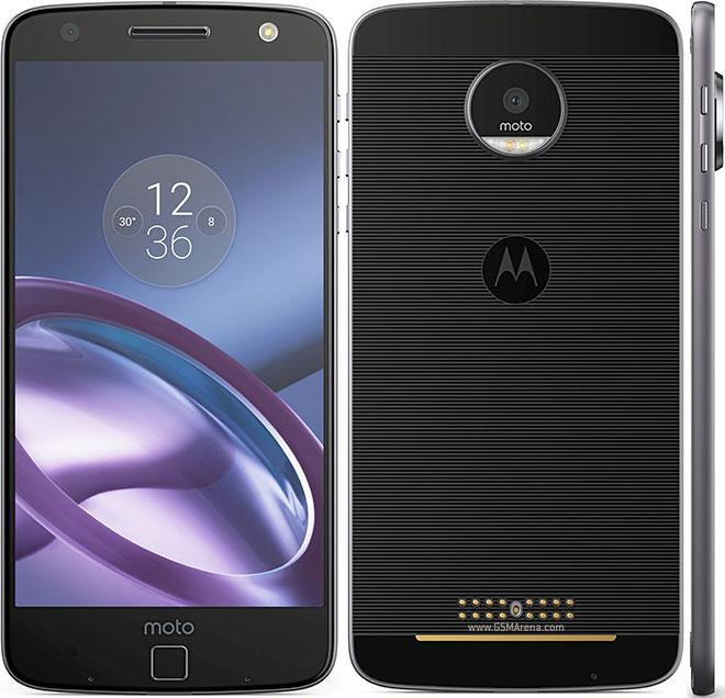 Motorola Moto Z: модульный смартфон - модульный ремонт
