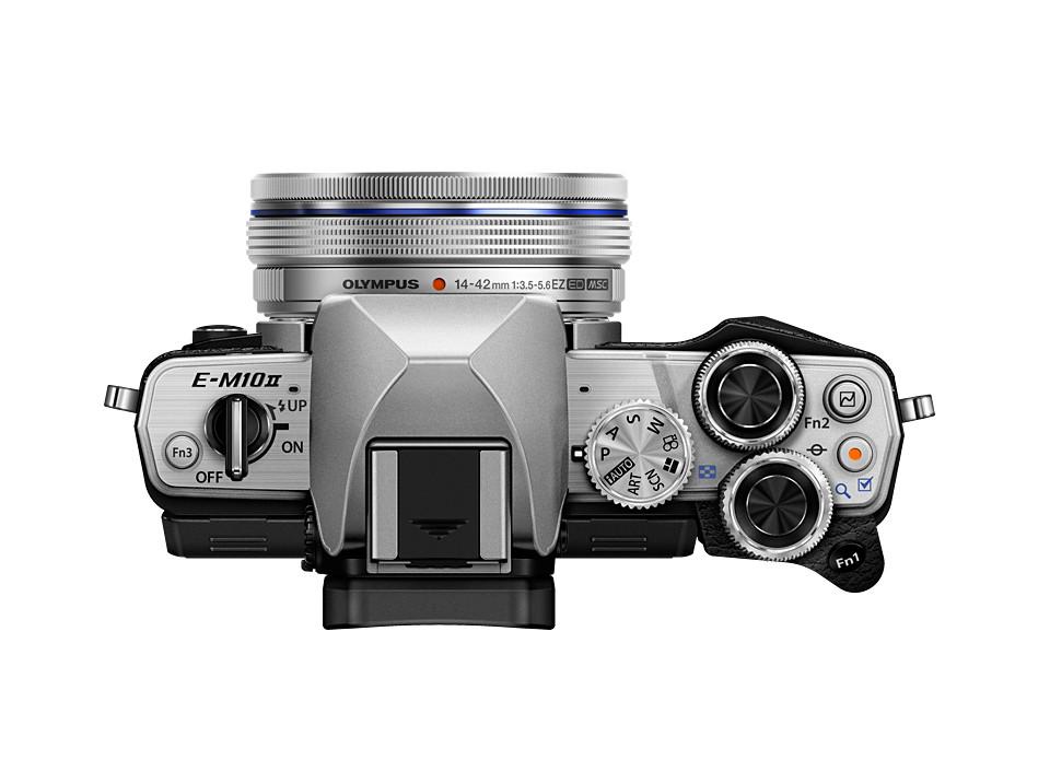 Фотоаппарат Olympus OM-D E-M10 Mark II Kit 14-150 mm F/4-5.6 II Black-Black