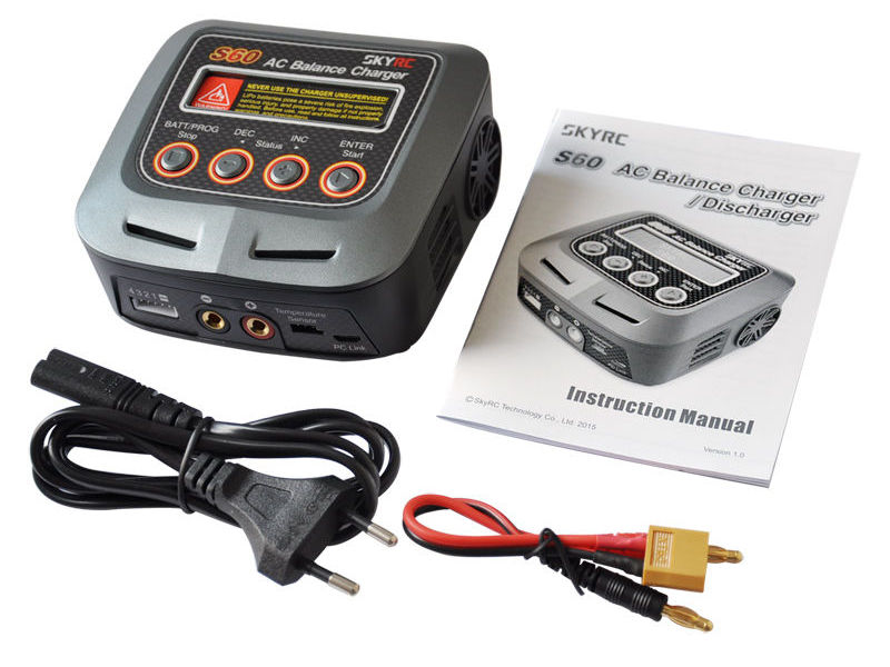 Зарядное устройство SkyRC S60MC-100106-01
