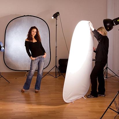 Светоотражатель фотосъемки своими руками 870