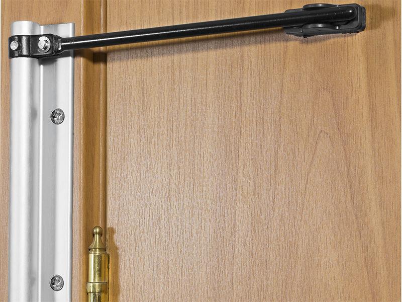 Купить доводчики для входных дверей
