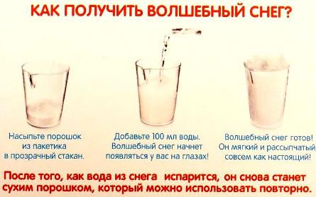 Как получить воды в домашних условиях