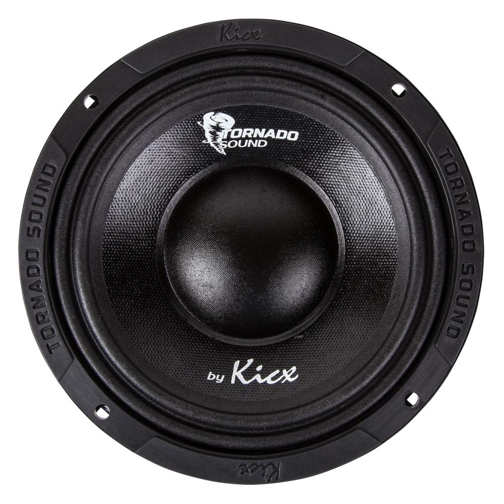 Автоакустика Kicx Tornado Sound 6.5BP - фото 2