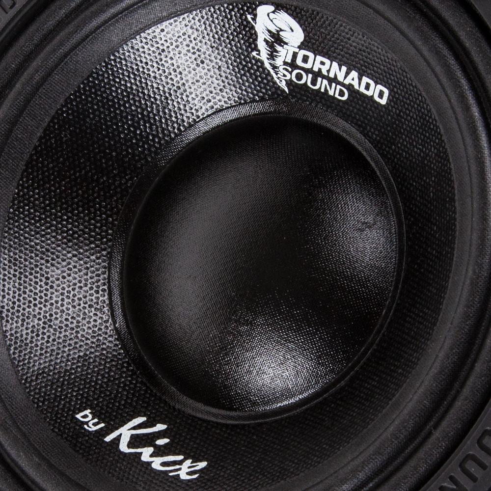 Автоакустика Kicx Tornado Sound 6.5BP - фото 7