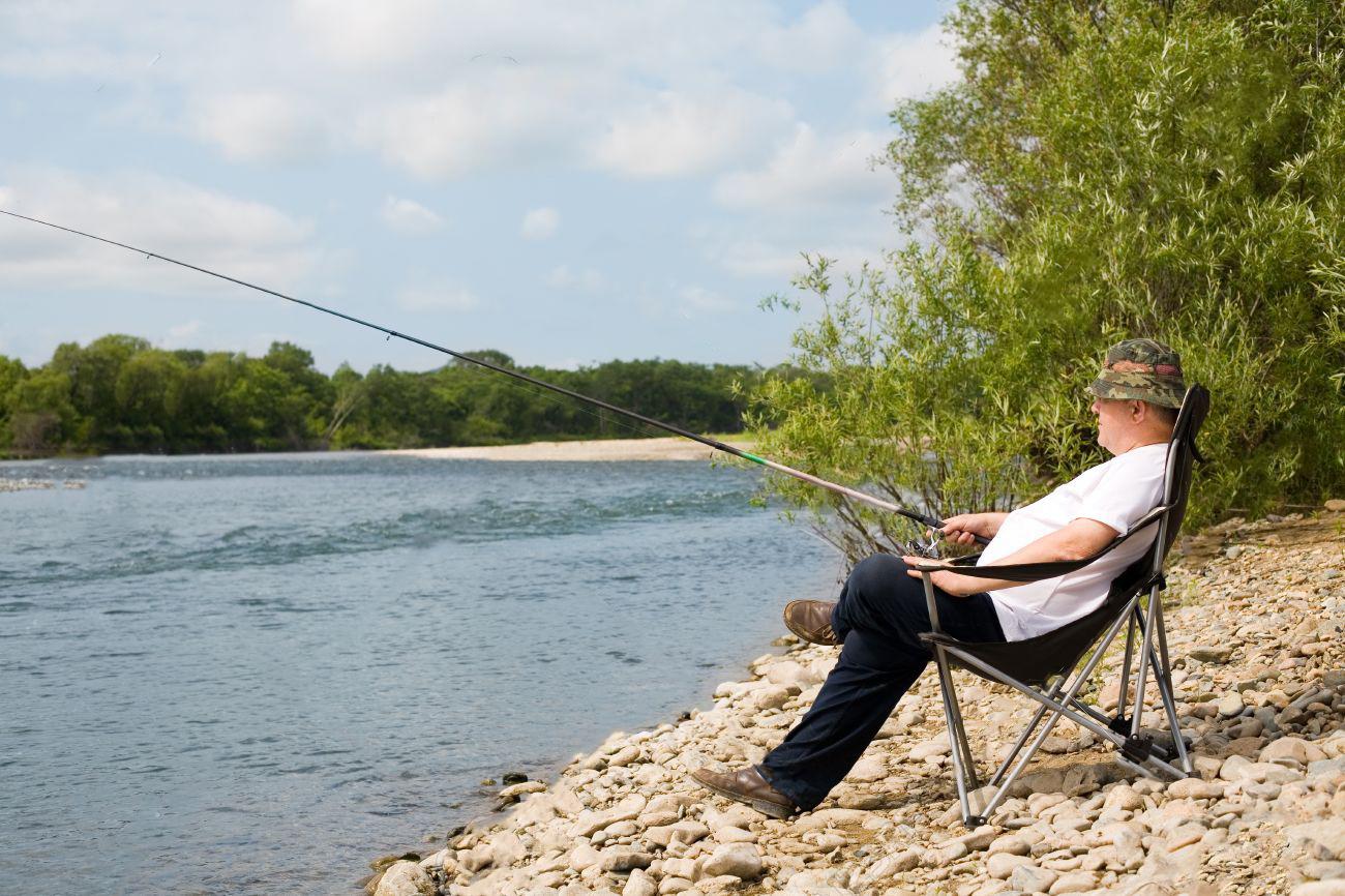 рыбак рыбалка удочка вода 94