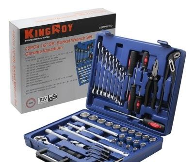 Набор инструмента King Roy 045-MDA 35995