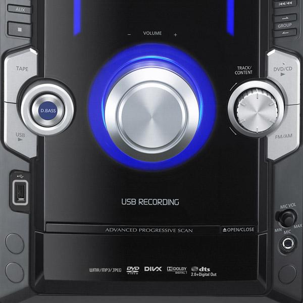 Купить Panasonic SC-VKX25 Black SC-VKX25EE-K по низкой цене в Москве 2f13ec0dd81