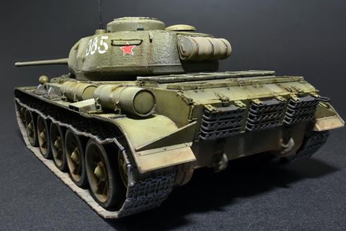 Сборная модель MiniArt Т-44 Советский Средний Танк 35193М