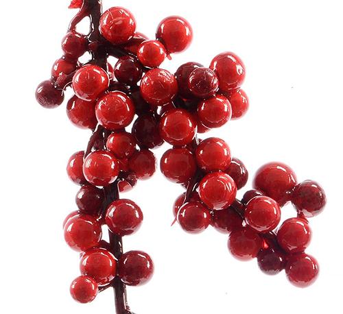 Новогодний сувенир Kaemingk Ягодная россыпь 20cm 622330