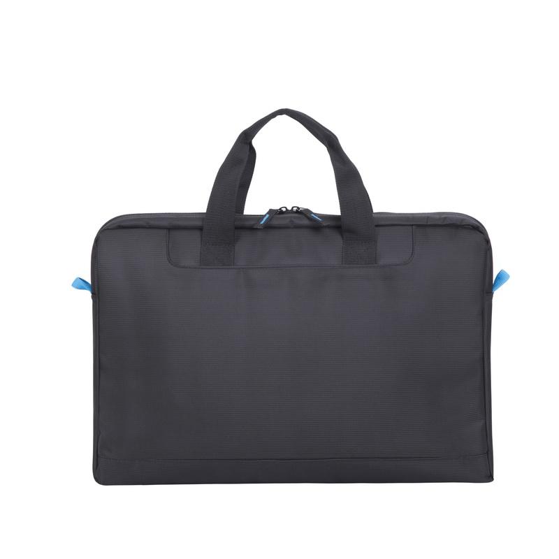edfa18611bc5 Двойная застежка молния для удобного доступа к устройству. Ручки для  транспортировки сумки в руках. Регулируемый, съемный плечевой ремень.