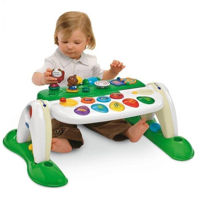 Развивающие игрушки для детей от 1 года своими руками фото