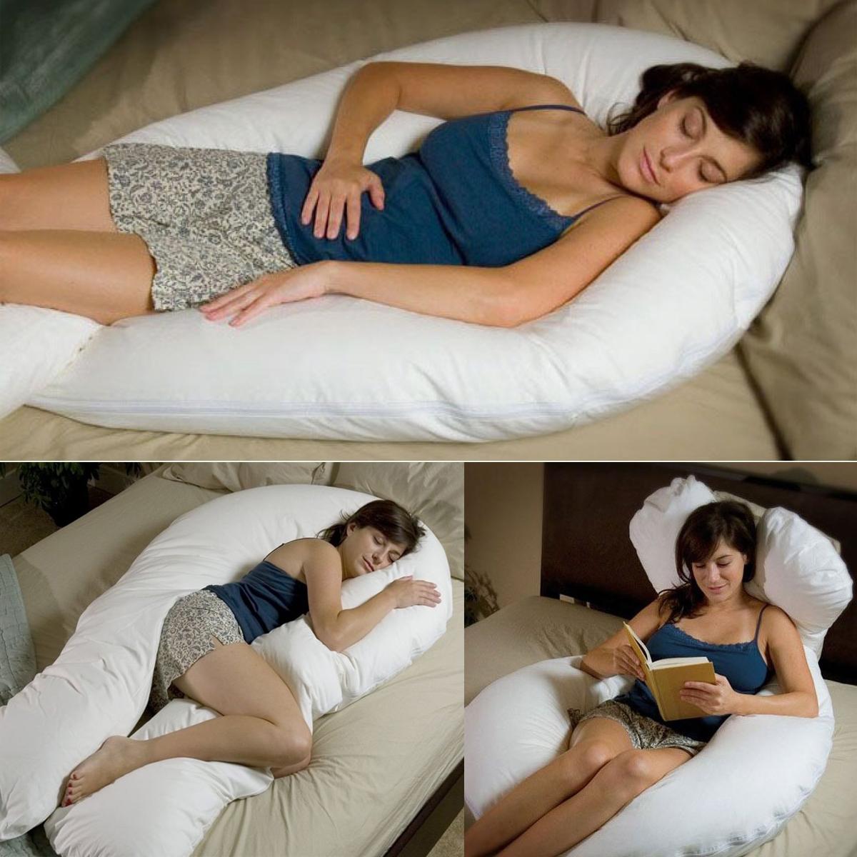 Подушка для беременных farla care pro-u отзывы