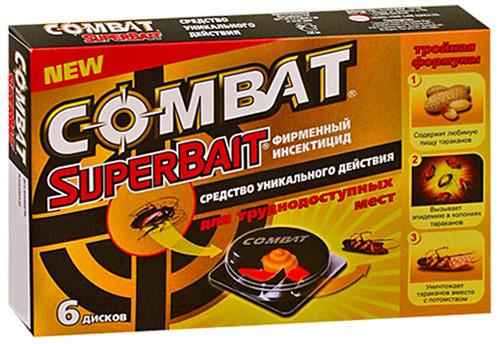 combat super spray plus Средство защиты COMBAT Super Bait Ловушки 6 шт