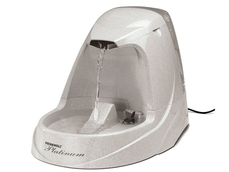 Поилка PetSafe Drinkwell Platinum Pet D2EU-RE-20 / D2EU-45 D2-RE-45