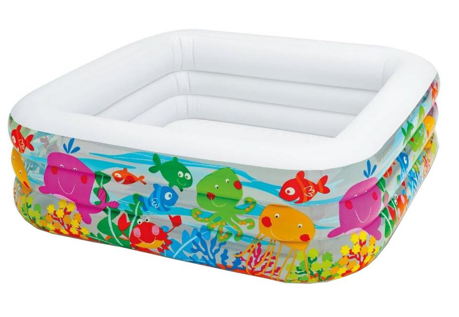 Детский бассейн Intex Аквариум 159x50cm 57471