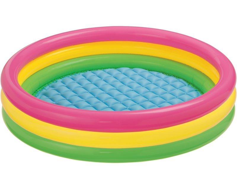 Купить Детский бассейн Intex Радуга 57422