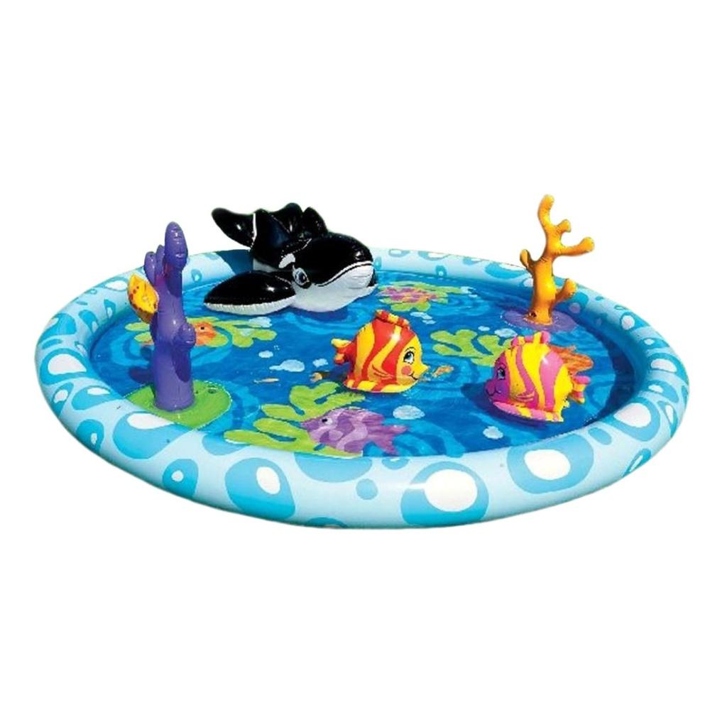 Купить Детский бассейн Intex Seascape 57448