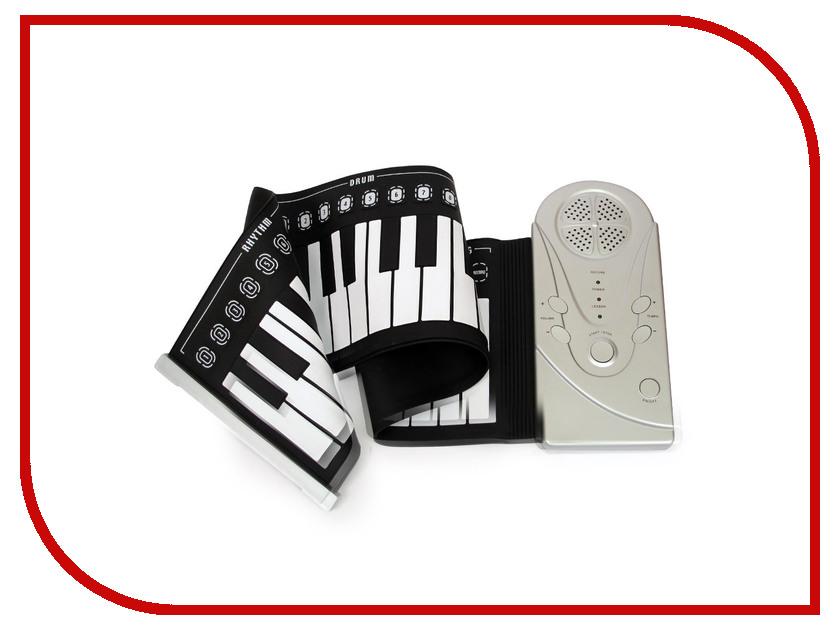 Купить Детский музыкальный инструмент Пианино гибкое Bradex Симфония DE 0022, Пианино гибкое СИМФОНИЯ